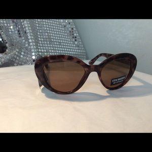 Steve Madden Designer Sunglasses TORTOISE